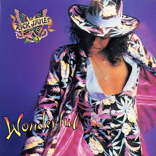 Rick James альбом Wonderful