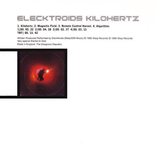 Elecktroids альбом Kilohertz