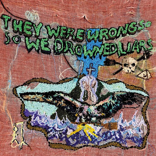 Liars альбом They Were Wrong, So We Drowned
