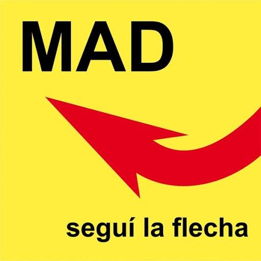 Mad альбом Segui la Flecha