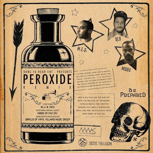 MED альбом Peroxide (Remix)