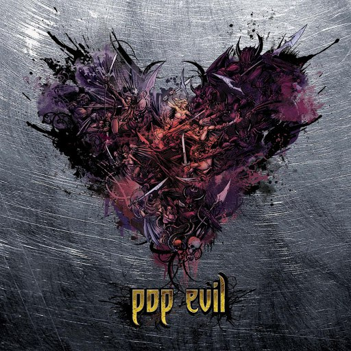Pop Evil альбом War Of Angels