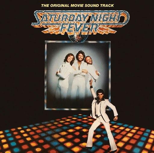 bee gees альбом Saturday Night Fever