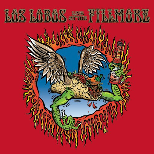 Los Lobos альбом Los Lobos: Live At The Fillmore