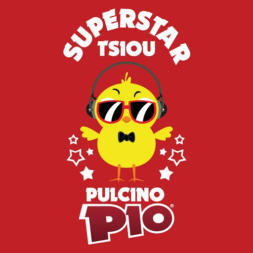 Pulcino Pio альбом Superstar Tsiou