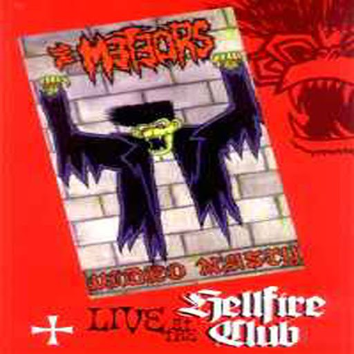 The Meteors альбом Live At The Hellfire Club