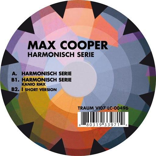 Max Cooper альбом Harmonisch Serie