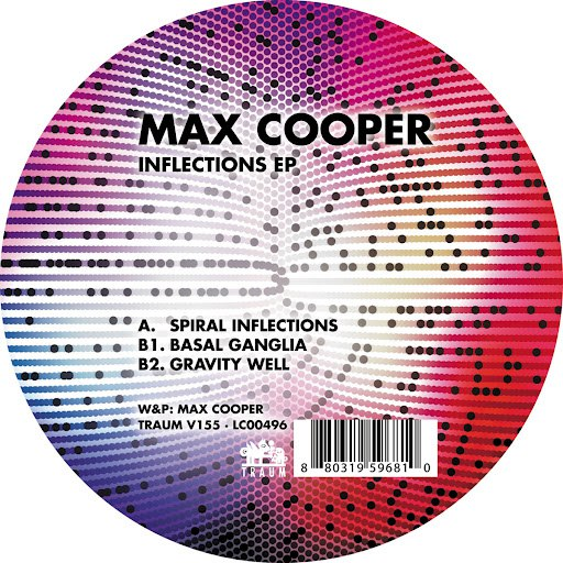 Max Cooper альбом Inflections ep