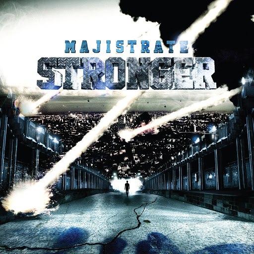 Majistrate альбом Stronger LP