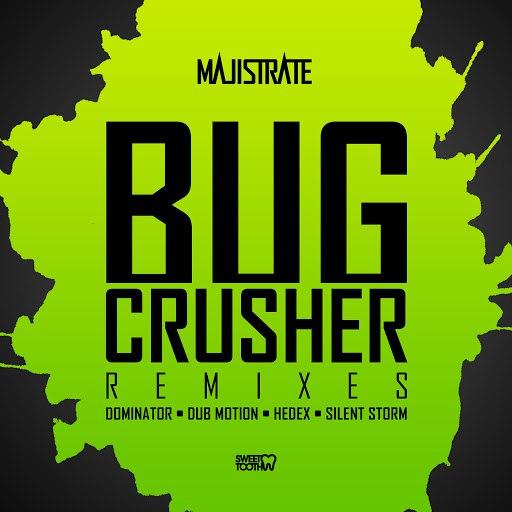 Majistrate альбом Bug Crusher Remixes