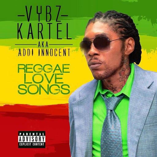 Vybz Kartel альбом Reggae Love Songs (Raw)