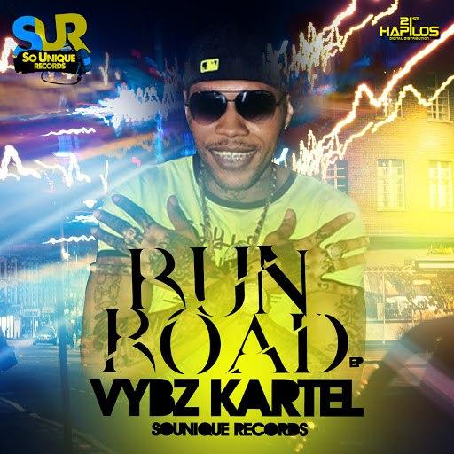 Vybz Kartel альбом Run Road - EP