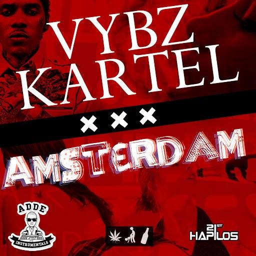 Vybz Kartel альбом Amsterdam - EP