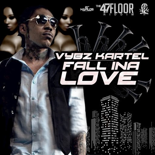 Vybz Kartel альбом Fall Ina Love