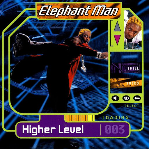 Elephant man альбом Higher Level