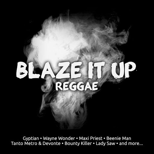 Elephant man альбом Blaze It Up Reggae