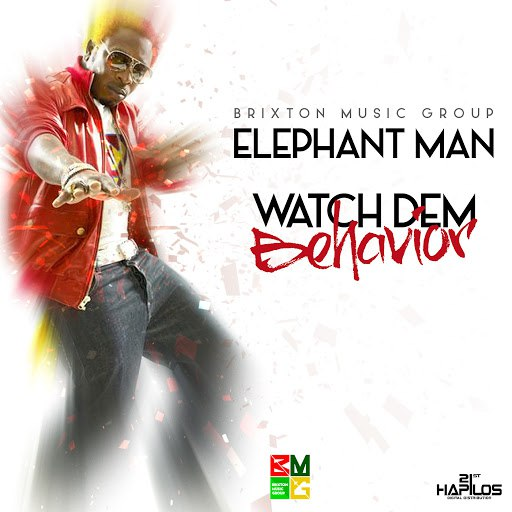 Elephant man альбом Watch Dem Behavior