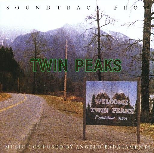 Angelo Badalamenti альбом Soundtrack From Twin Peaks