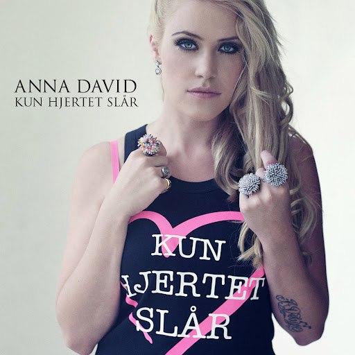 Anna David альбом Kun hjertet slår
