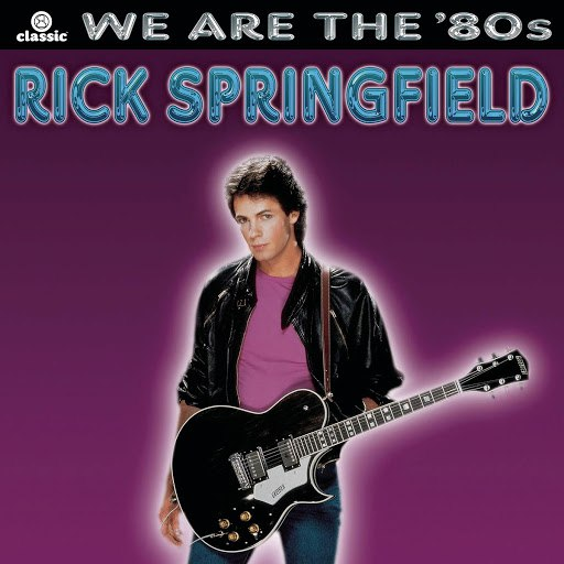 Rick Springfield альбом We Are The '80s