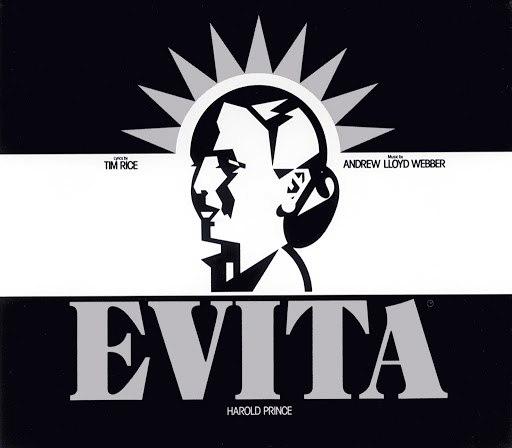 Andrew Lloyd Webber альбом Evita (Original Broadway Cast Recording)