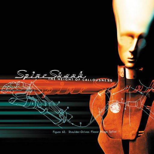 Spineshank альбом The Height of Callousness [Special Edition]