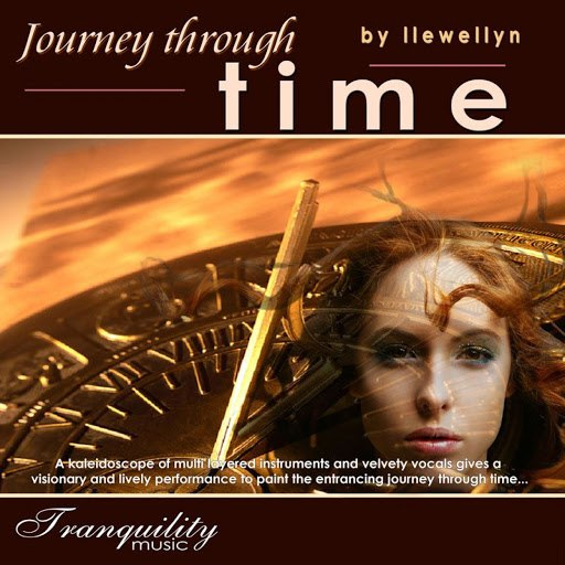 Llewellyn альбом Time Temptress - Journey Through Time