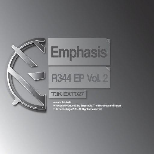 Emphasis альбом R344 EP Vol.2