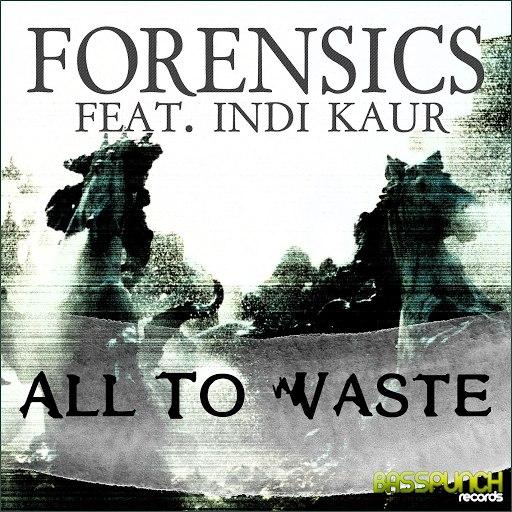 Forensics альбом All to Waste / Trauma