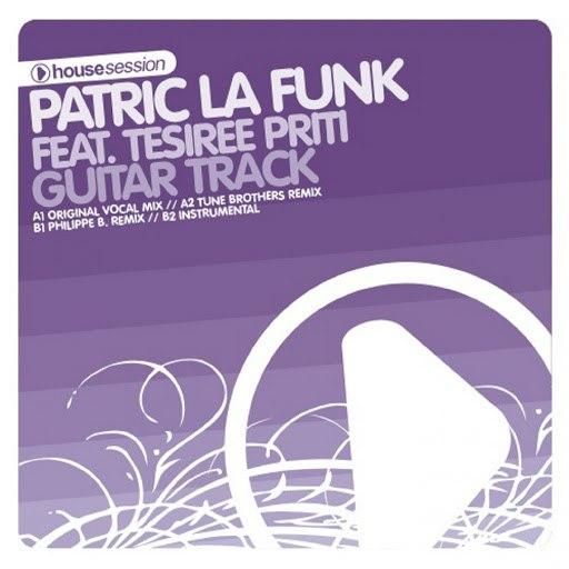 Patric La Funk альбом Guitar Track (Feat. Tesiree Priti)