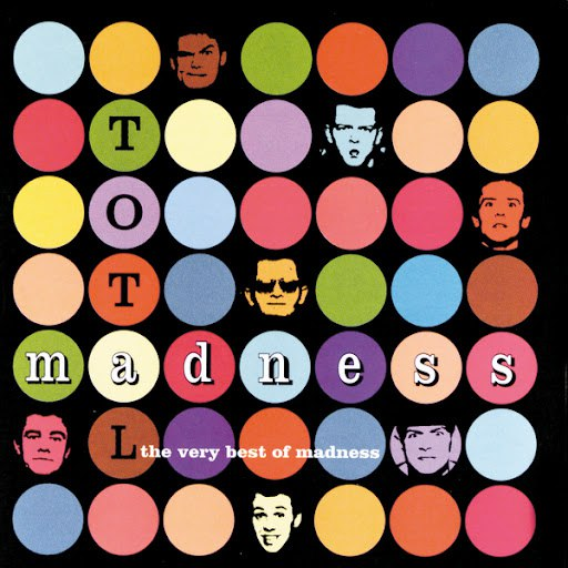 Madness альбом Total Madness: The Very Best of Madness