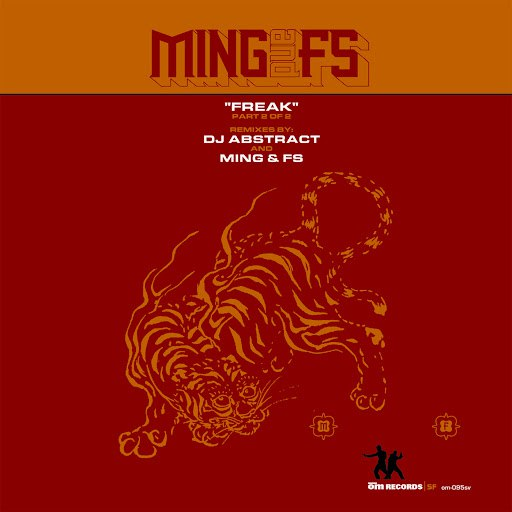 Ming альбом Freak Remixes Part 2