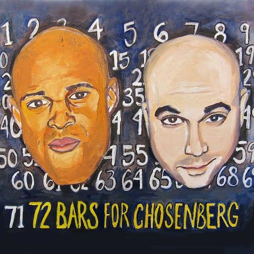 Homeboy Sandman альбом 72 Bars for Chosenberg