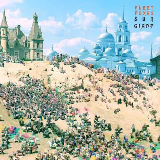 Fleet Foxes альбом Sun Giant