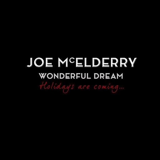 Joe McElderry альбом Wonderful Dream (Holidays Are Coming)