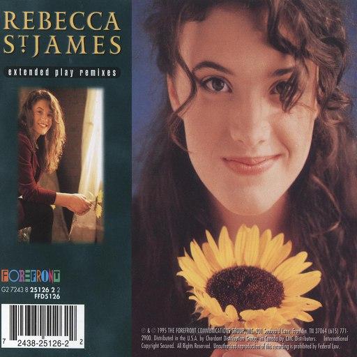 Rebecca St. James альбом Rebecca St. James Extended Rem