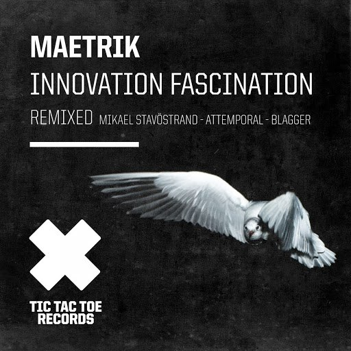 Maetrik альбом Innovation Fascination (Remixed)