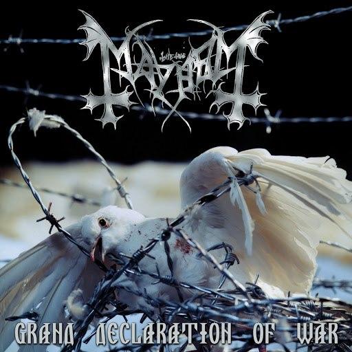 Mayhem альбом Grand Declaration of War