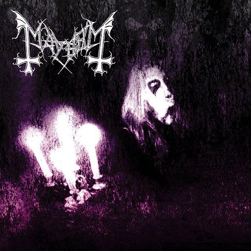 Mayhem альбом Live in Leipzig