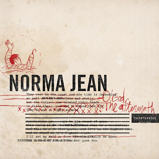 Norma Jean альбом O God, The Aftermath