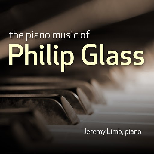 Philip Glass альбом The Piano Music Of Philip Glass