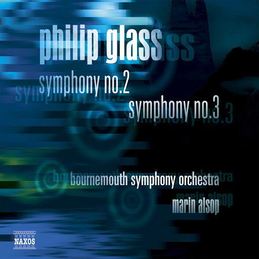 Philip Glass альбом Glass: Symphonies Nos. 2 and 3