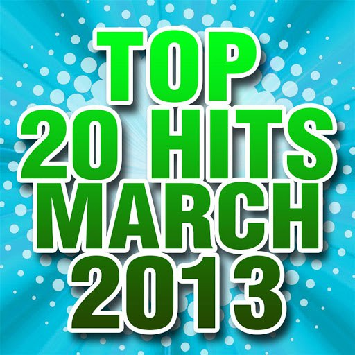 Piano Tribute Players альбом Top 20 Hits March 2013