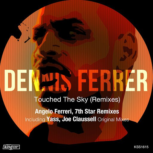 Dennis Ferrer альбом Touched the Sky (Remixes)