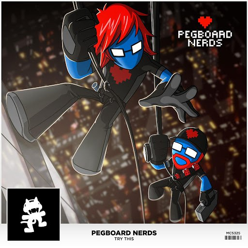 Pegboard Nerds альбом Try This