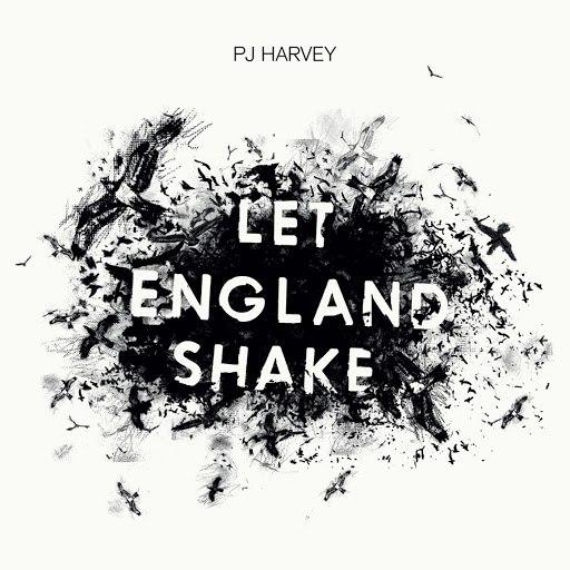 PJ Harvey альбом Written On The Forehead