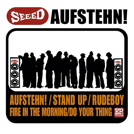 Seeed альбом Aufstehn! (Rise & Shine) (2 Track)