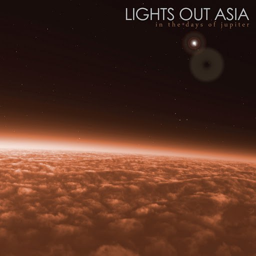 Lights Out Asia альбом In the Days of Jupiter