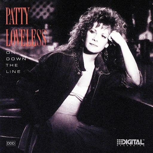 Patty Loveless альбом On Down The Line