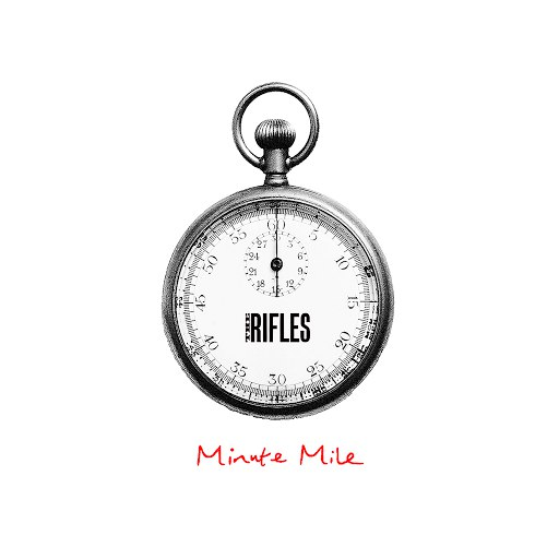 The Rifles альбом Minute Mile